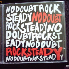 No Doubt - Rocksteady, universal records