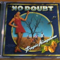 No Doubt - Tragic Kingdom - Muzica Rock universal records