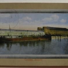 Galati - Docurile - expediata 1924