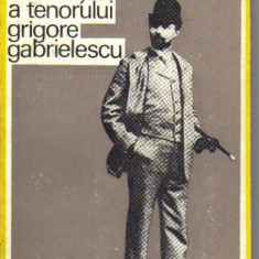 I massoff - glorioasa existenta a tenorului grigore gabrielescu
