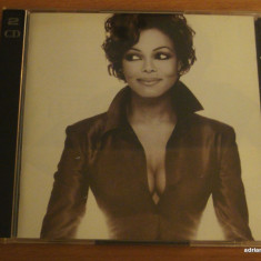 Janet Jackson - Design Of A Decade 1986/1996 (2CD)