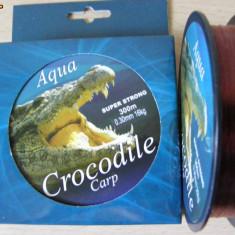 Nylon Aqua Crocodile - Carp 300m - Fir Pescuit Baracuda, Monofilament