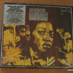 Soul Heaven Mixed By Kerri Chandler (3CD)