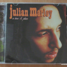 Julian Marley - A Time and Place - Muzica Reggae
