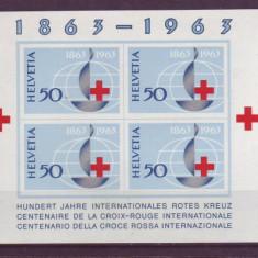 1953 Mi. 19 Elvetia conditie** - Timbre straine