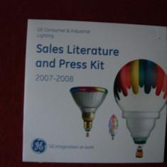 CD GE CONSUMER & INDUSTRIAL LIGHTING
