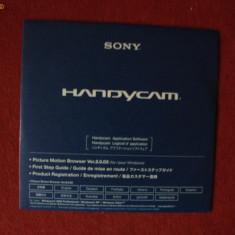 CD SONY HANDYCAM