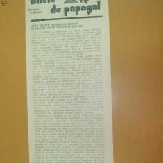 Revista Bilete de papagal nr 263 1928