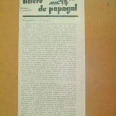 Revista Bilete de papagal nr 308 1929
