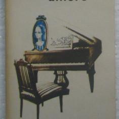 Volum - Carti -( 424 ) - R. de DRAGOSTE - CON AMORE - Krystyna Berwinska - Roman