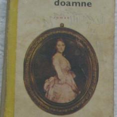 Volum - Carti - ( 422 ) - R. de DRAGOSTE - PORTRETUL UNEI DOAMNE - Henry James - Roman