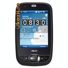 Smartphone Asus P552W - PDA Asus, Touchscreen, Culori display: 64000, 240 x 320 pixeli (QVGA), Negru, 1-2 megapixeli