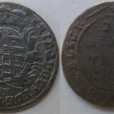 Sachsen 24 einen thaler 1696 EPH