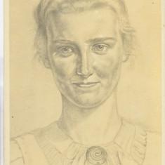 1792 - BASARABIA - Fata din Moldova - vedere germana - unused