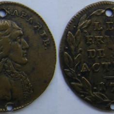 Jeton vechi secol XVIII (3)