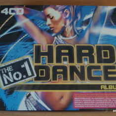 Hard Dance Album (4CD) - Muzica Dance sony music