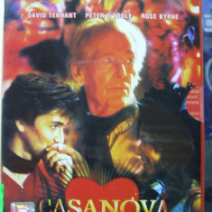CASANOVA (DVD) SIGILAT!!! - Film romantice