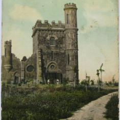 Craiova - Palatul Bibescu - 1908 exp.