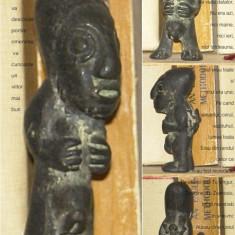Statueta metal cultura Tiahuanaco* - Arta din America