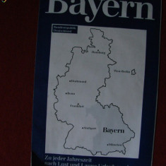 HARTA COLOR BAVARIA GERMANIA