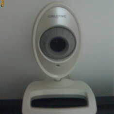 Webcam Creative Live! Cam Video IM - VF0220, 1.3 Mpx- 2.4 Mpx