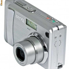 Camera digitala Benq DC e53+ cu un defect - Aparat Foto compact Benq