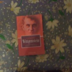 A.C. Grayling -Wittgenstein - Maestrii Spiritului