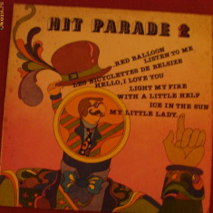 DISC VINYL - HIT PARADE 2 - Muzica Dance electrecord