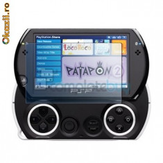 SONY PSP GO FOLIE PROTECTIE ECRAN NOUA !