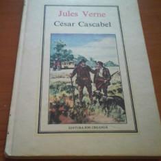 967 Jules .Verne Cezar Cascabel, Jules Verne