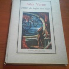 997 Jules Verne 20.000 de Leghe sub Mari