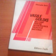 1007Gh.Sora Vasile Goldis - Carte poezie