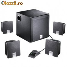 Placa + Boxe - Boxe PC, Canale : 4.1, 41-80W, In Subwoofer