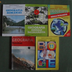 Manuale scolare de geografie - Manual scolar