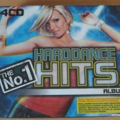 Hard Dance Hits Album (4CD) - Muzica Dance sony music