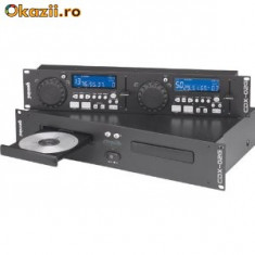 PLAYER DJ DUAL PROFESIONAL GEMINI - CD Player DJ
