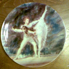 Farfurie  decorativa  Wedgwood  Passion  of  Dance  -   Touch  of   Magic