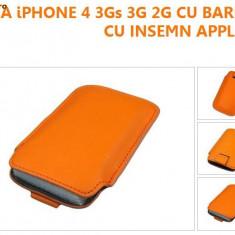 HUSA iPHONE 4 3GS 3G 2G - TOC iPHONE - ORANGE ED