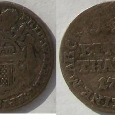 Hildesheim 1/12 thaler 1763 - Moneda Medievala