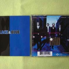 BACKSTREET BOYS - Black And Blue - C D Original ca NOU, CD