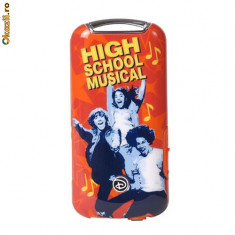 MP3 player Alta Disney Mix Stick 2.0 - High School Musical - pentru copii - peste 1000 melodii !!!, 1GB, Portocaliu
