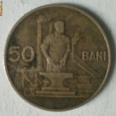 50 bani 1955 Romania RPR - Moneda Romania