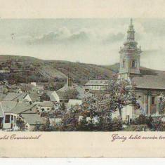 B8017 Oravita Biserica Greco -Catolica circulata