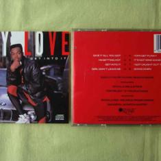 JAY LOVE - Get Into It - C D Original ca NOU - Muzica Hip Hop