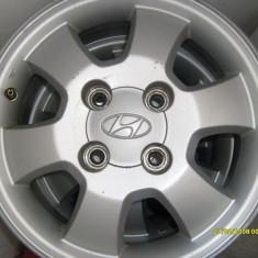 Jante Aliaj Hyundai 15 4 prezoane - Janta aliaj Opel, Numar prezoane: 4, PCD: 100