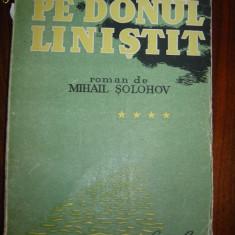 1807 M.Solohov Pe donul linistit vol.IV - Roman, Anul publicarii: 1950