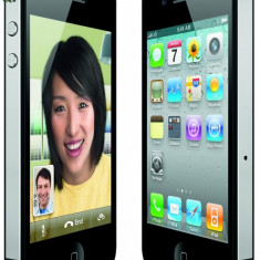Vand iPhone 4 Apple, Negru, Neblocat