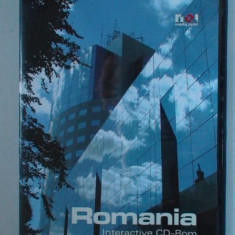 CD-ROM  original Romania documentar