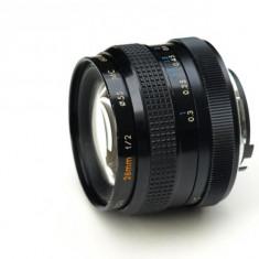Obiectiv Kiron 28mm f/2.0, . montura C/Y - Obiectiv DSLR