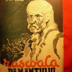 GH. MICLE - RASCOALA PAMANTULUI - 1945 - Istorie